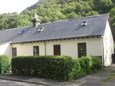 Springwell Cottage Glen Nevis Fort William Scotland