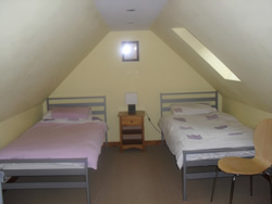 Twin Room at Springwell Cottage Glen Nevis Fort William